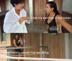 When Kourtney gave Kim some perspective.   22 Times The Kardashians Proved That They're Actually Hilarious