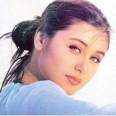 Vintage Bollywood, Indian Bollywood, Bollywood Fashion, Bollywood Actress, Rani Mukerji, Bollywood Couples, Bad And Boujee, Most Beautiful Indian Actress, Cute Beauty