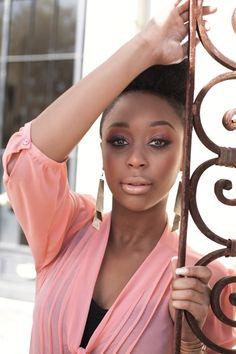 Minnie Dlamini makeup - LEGiTimate Fashion African Beauty, African Women, Beautiful Black Women, Most Beautiful, Women's Clothes, Clothes For Women, Blush Beauty, Black Queen, American Indians