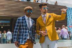 Pitti Uomo Street Style S/S 2016 | Day Two
