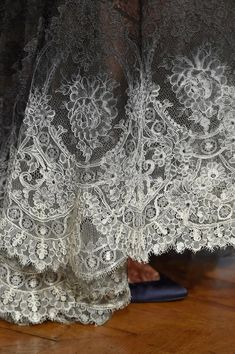 Beautiful!  Details at Alexis Mabille Couture F/W 2014