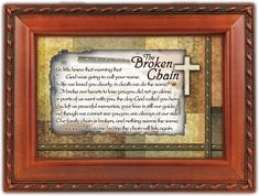 Cottage Garden Amazing Grace That Saved Me 8 x 10 Stamped Metal Copper Finish Photo Frame Plaque