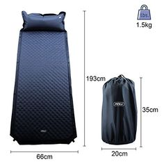 Pinty-Moisture-Proof-Pad-Self-Inflating-Sleeping-Pads-Lightweight-w-A-Pillow-for-Camping-Backpacking-Hiking-Hammocks-Tents