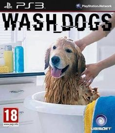 The Most Anticipated Game of 2014 - Wash Dogs #WatchDogs
