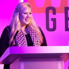 Louise Pentland on using her YouTube fame to help others | Wired Next Generation 2013 video (Wired UK)
