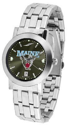 Maine Black Bears- University Of Dynasty Anochrome - Men's - Men's College Watches by Sports Memorabilia. $79.15.