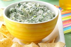 Crock-Pot Jalepeno Spinach Dip Everyone loves spinach dip, and this version is as easy as it is delicious. Just mix the ingredients together in the slow cooker for a savory and...