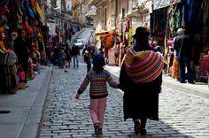 La Paz's Markets (Bolivia)