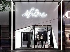 Avant-Garde Shine Store in Hong Kong