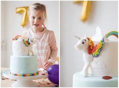 Eenhoorn taart wimke Cupcakes, Birthday Cake, 2 Girl, Candy, Baking, Desserts, Blog, Foods, Drinks