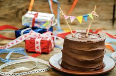 When you know four close friends who have birthdays today - some serious parting must have been going on nine months ago today. Nine Months, Close Friends, Free Range, When You Know, Chocolate Cake, Birthdays, Desserts, Inspiration, Food
