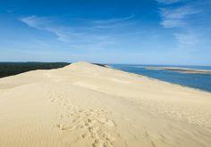 Une mer de sable