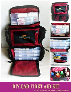 DIY: Car First Aid Kit