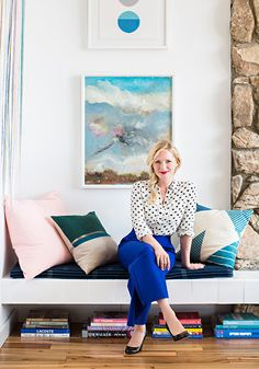Target's new Home Style Expert unveils her biggest design challenge yet: the new Los Angeles home she shares with her husband and child.