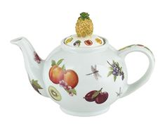 Cardew Design Welcome HospitaliTea Teapot 2 cup 18oz Pineapple Lid By Cardew Design *** You can get more details by clicking on the image.Note:It is affiliate link to Amazon.