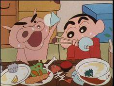 trash and crayon shin chan imageの画像 All Cartoon Characters, Sinchan Cartoon, Cute Bunny Cartoon, Doraemon Cartoon, Crayon Shin Chan, Cute Profile Pictures, Cute Pictures, Sinchan Wallpaper, Crayon Heart