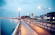 Rimouski--Promenade de la mer   Rimouskiweb Homeland, Alaska, Hockey, Nostalgia, To Go, Canada, Places, Sweet, The Sea
