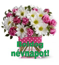 Happy Name Day, Happy Names, Birthday, Plants, Cards, Saint Name Day, Birthdays, Plant, Maps