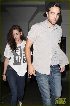 ❤ Kristen Stewart & Robert Pattinson My Fav couple ❤