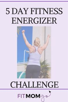 5 Day Energizer Challenge with Personal Trainer Erin Kendall. You will get 5 days of fitness to help jump start your Fit Mom Routine. Post Pregnancy Workout, Circuit Training, Strength Workout, Workout For Beginners, Workout Challenge, Workout Videos, Personal Trainer, Healthy Moms, Healthy Recipes