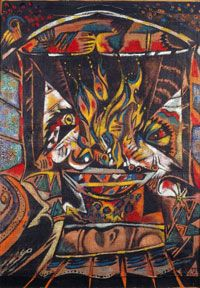 New Vision: The New Vision Gallery Cobra Art, New Zealand Art, Nz Art, Outsider Art, Naive, Primitive, The Outsiders, Gallery, Artists