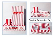 carnival party supplies,decorations,circus theme,carnivals,concessions,balloons - Jilly Bean Kids