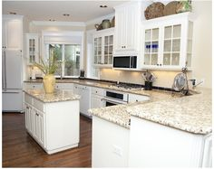 Renovate with white appliances