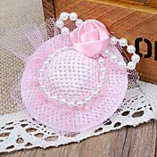 Sweet Pearl Lace Decoratie Straw-Hat Style Cl... – EUR € 6.61