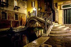 Venice at night #1