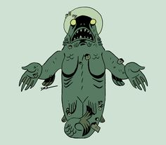 Dagon   Chaos of Cthulhu