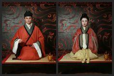 东汉贵族装束复原