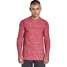 09eef1adb452e Komprexx Mens Long Sleeve T-Shirts - Quick Dry Sports Tops - Running  Training Tee Workout Activewear MC05T *** Read more at the image link.