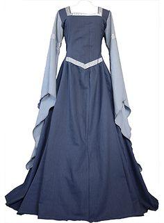 une robe pour une fête médiévale