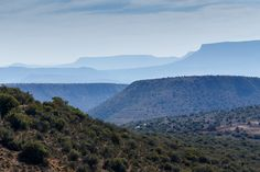 Blue Mountains - Graaff-Reinet Landscape  Blue Mountains - Graaff-Reinet is a town in the Eastern Cape Province of South Africa. It is the fourth oldest town in South Africa, after Cape Town, Stellenbosch, and Swellendam.