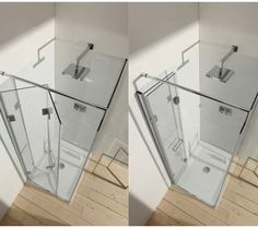 Products Accordion Folding Shower Doors