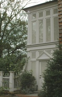 Saltbox Shingle | Carraway & Associates Architects