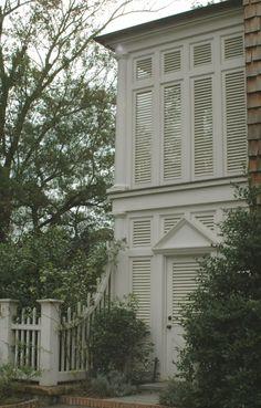 Saltbox Shingle | Carraway  Associates Architects