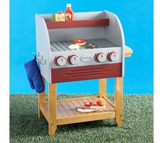 A play BBQ so they can be just like Dad! So cute, but can't find it online anymore :(