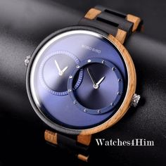 Fashion Style Quartz Watch Two Time Zones Creative Watch Wooden Women Men Quartz Watches is hot-sale, stainless steel watch, sport watches for men, and more other cheap mens watches are provided on NewChic. Cheap Watches For Men, Stylish Watches, Luxury Watches, Watch Gift Box, Watch Service, Swiss Army Watches, Wooden Watch, Bracelet Clasps, Fashion Mode