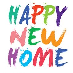 Happy New Home Wishes to you Melissa !!