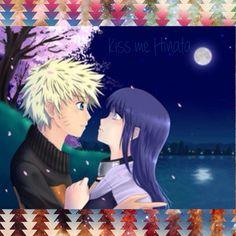 Kiss me Hinata naruhina