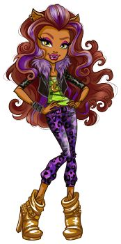 Clawdeen+Wolf+-+How+Do+You+Boo+-+First+Day+of+School.3.png (174×350)
