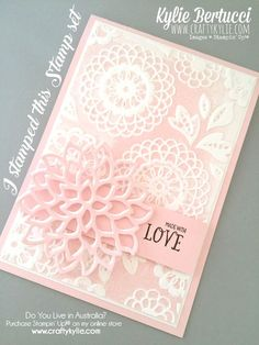 Kylie Bertucci - Blog Hop with Wendy Cranford. Click on the picture to see more…