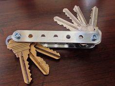 DIY KeySmart/Key Organizer : Instructables