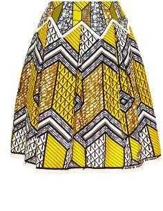 Lena Hoschek Mombasa Skirt ~Latest African Fashion, African women dresses, African Prints, African clothing jackets, skirts, short dresses, African men's fashion, children's fashion, African bags, African shoes ~DK African Dresses For Women, African Print Dresses, African Attire, African Wear, African Women, African Prints, African Inspired Fashion, African Print Fashion, Fashion Prints