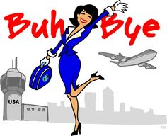 """Flight attendant 