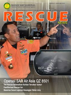 Official Website Badan SAR Nasional | http://www.basarnas.go.id