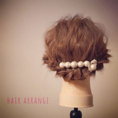 ☆hair arrange☆ ヘアアレンジ 担当 スタイリスト 齋藤 孝司   Instagram ID kojikoji3110   Hair Design Room komm her   大阪市中央区南船場4-11-14 山三ビル2F TEL 06-6282-5866  http://www.komm-her.com/   #ヘア #hair #へアスタイル #hairstyle #ヘアアレンジ #hairarrange #updo  #ウェディング #wedding #ウェディングヘア #weddinghair #ブライダル #bridal #ブライダルヘア #bridalhair #プレ花嫁 #三つ編み #編み込み #美容室 #美容院 #beautysalon #beautyparlor #大阪 #osaka #南船場 #kommher #コムヘア
