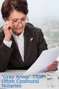 Notaries often are asked to do something not covered by state law. Should you perform the notarization or turn the request down?