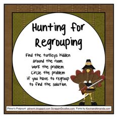Pitner's Potpourri: Hunting for Regrouping